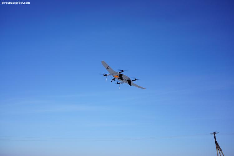 БПЛА Supercam SX350F